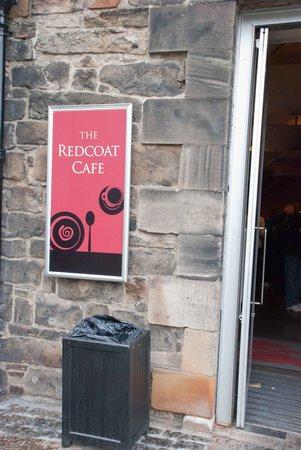 Redcoat cafe