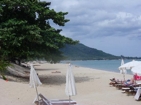Rummana Boutique Resort: Southern Lamai Beach