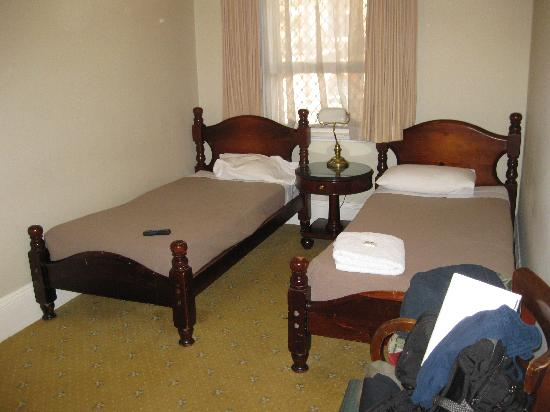 Woolbrokers Hotel: My Room