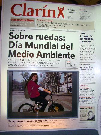 Museo de los Ninos : jornal