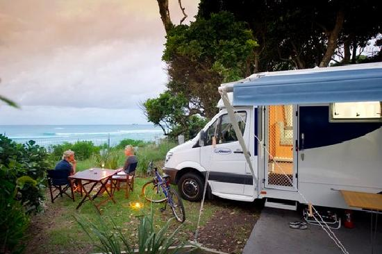 North Coast Holiday Parks Clarkes Beach: Clarkes Beach Holiday Park