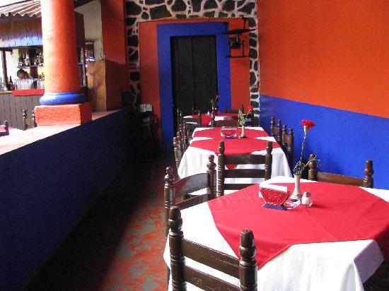 La Sandia Azul: limpio
