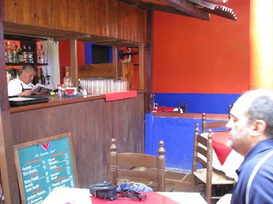 La Sandia Azul: cantina