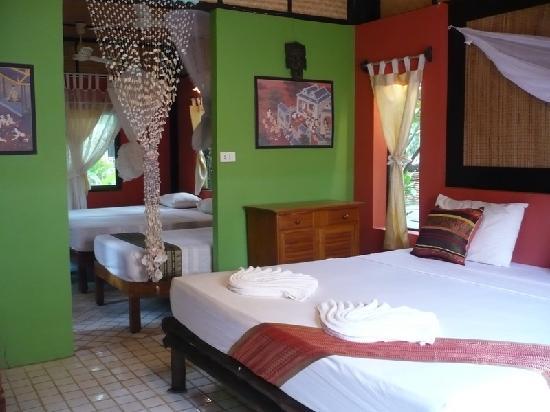 蘭達娃迪溫泉度假村酒店照片