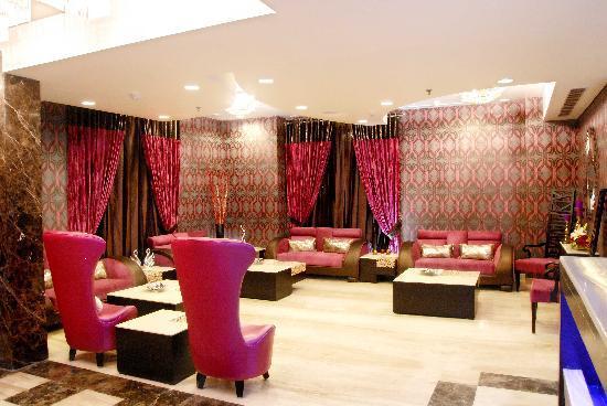 Hotel Jivitesh: Lobby