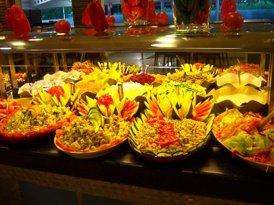 Ohtels Belvedere: comida muy selecta