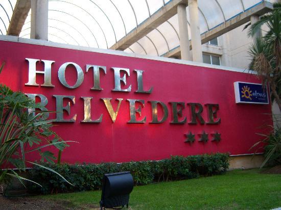 Ohtels Belvedere: hotel