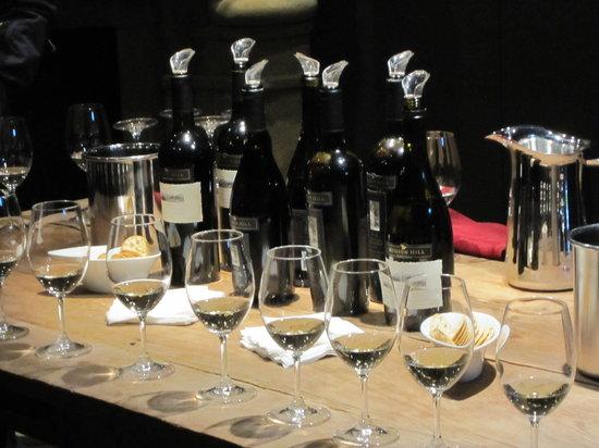 Terrace Restaurant: Winery Tour