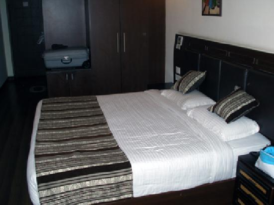 Hotel Saptagiri: Double en suite room