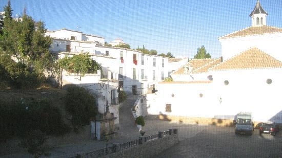 Los Arcos: Mooi uitzicht vanuit je kamer