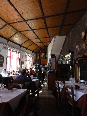 Sala da pranzo foto di la pergola nemi tripadvisor - Foto sala da pranzo ...