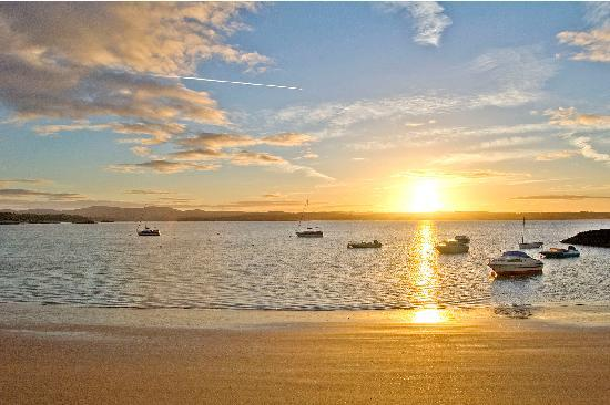 Mossyard Beach Sunrise