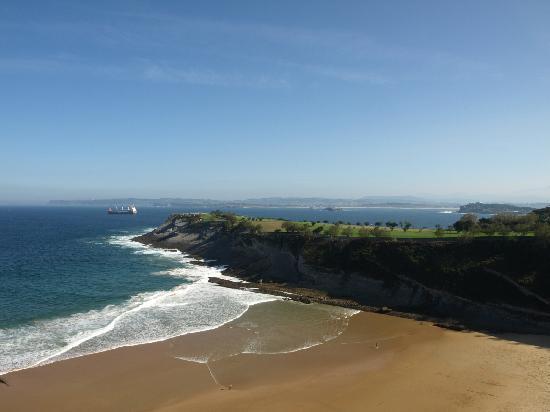 Playa de Matalenas: Playa de Mataleñas