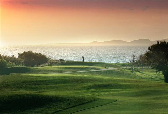 The Dunes Course: Harry Tee Navarino 12th