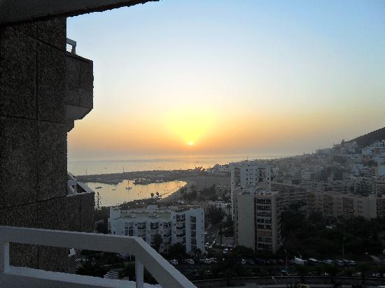 TRYP Tenerife: sunset