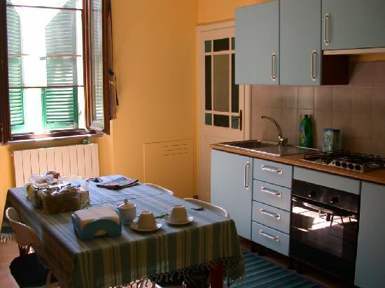 B&B Santopietro: Cucina