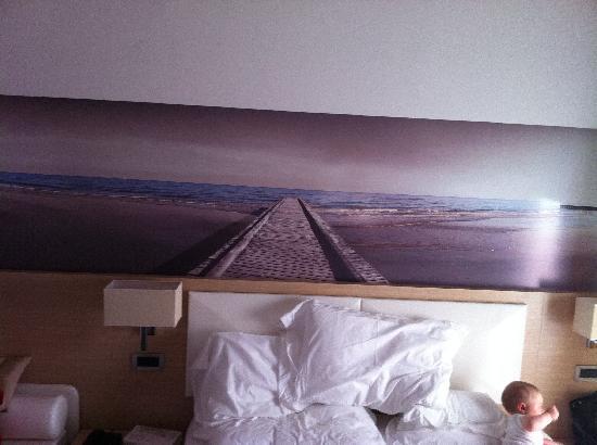 Rivamare Hotel: camera
