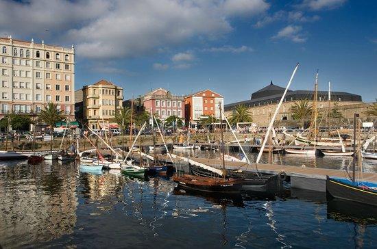 Puerto de Curuxeiras