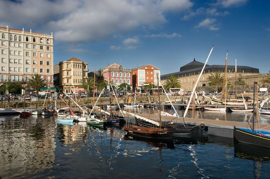 Ferrol, Spain: Puerto de Curuxeiras