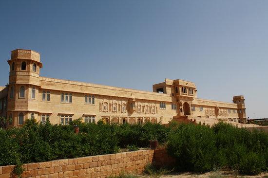 Hotel Thar Vilas : Facade 1