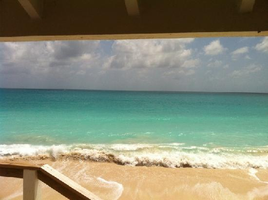 Beachside Villas: View from the veranda