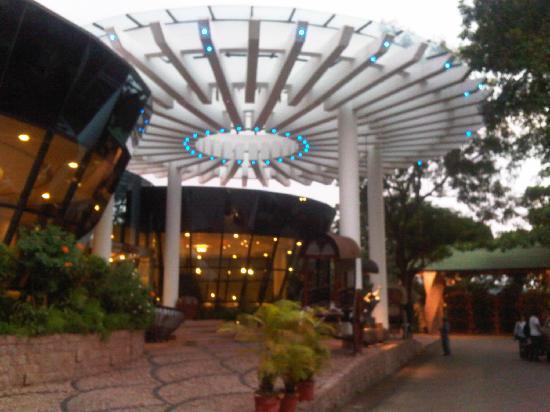 Prakruti Resort: The Reception