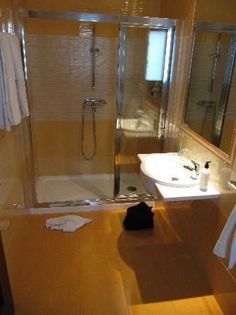 Hostal / Pension Rodri: salle de bains