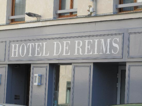 Reims Hotel: reims