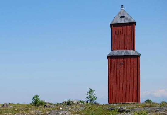 Maalahti, Finlandia: Rönnskärs båk / tunnuspooki / beacon