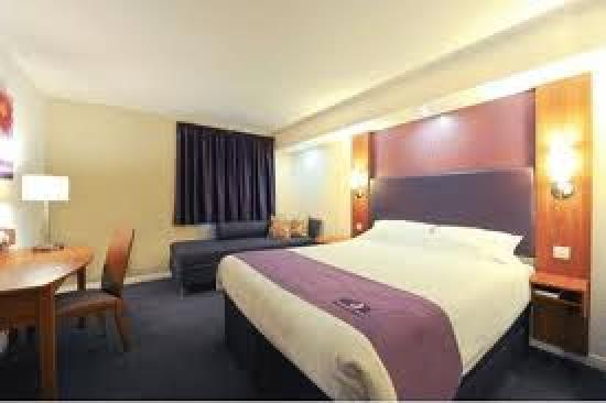 Premier Inn Scarborough Hotel: Premier Inm