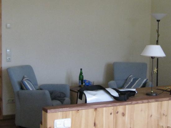 Gutshaus Parin: Mein Zimmer
