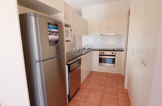 Rimini Holiday Apartments: Fully equipped kitchen
