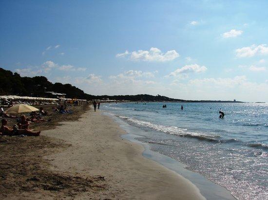 Playa de Migjorn