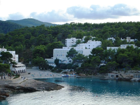 One of best beaches Ibiza - Review of S'Arenal Petit, Portinatx