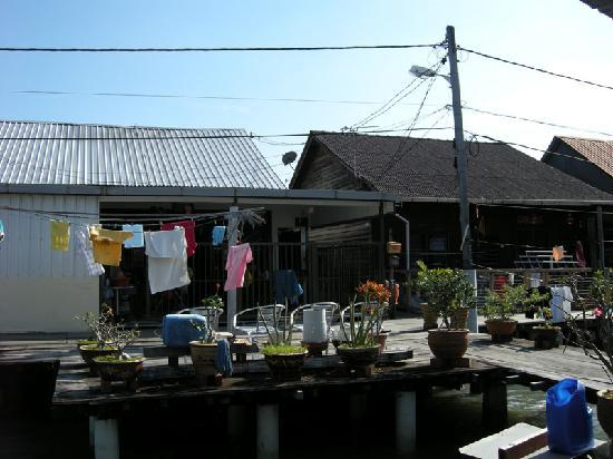 Chew Jetty: Lim Jetty