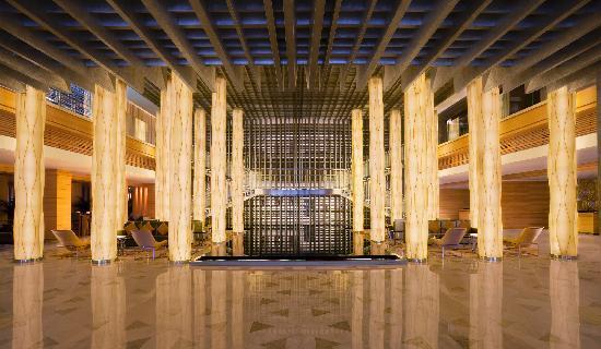 JW Marriott Hotel Shenzhen: Hotel Lobby