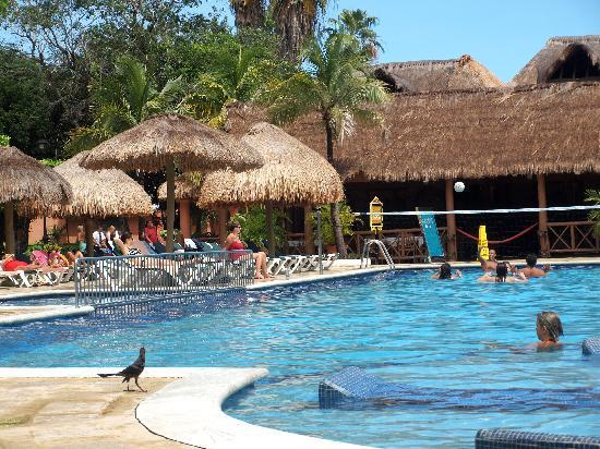 Hotel Riu Lupita: La piscine principale