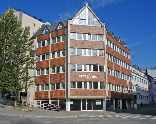 Photo of City Living Hotel & Apartments Tromsø