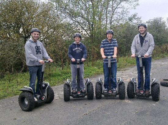 Simply Segway: starting out
