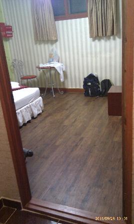Dongdo Motel : Bed