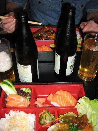 St. Sushi: Bento box