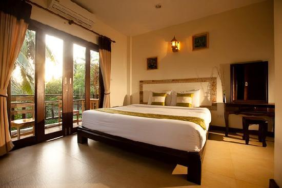 Shanti boutique hotel: Standard Double Room
