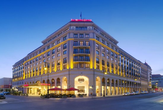 The westin grand berlin 147 2 1 2 updated 2018 for Top hotels in berlin