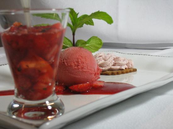 Primavera : Dessert d'été