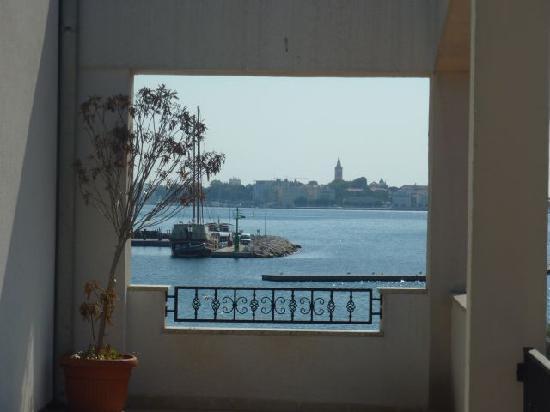 Hotel Niko : View from hotel balcony