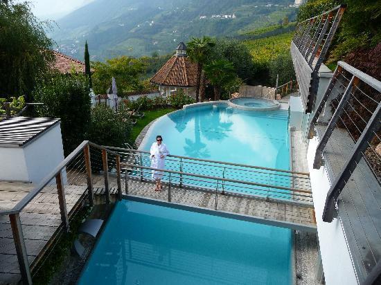 Erika: Una delle piscine