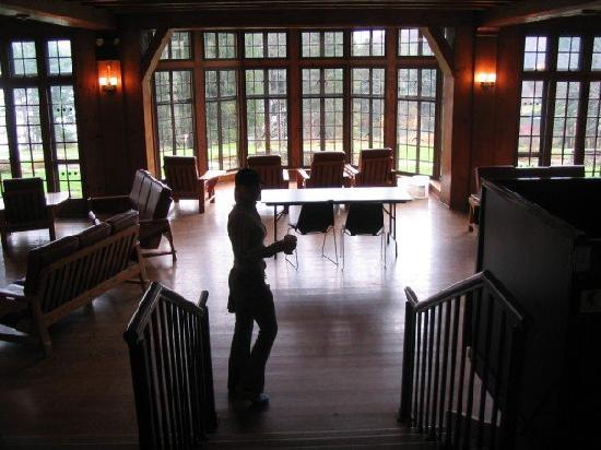 Allegany State Park Campground: Inside the Lodge