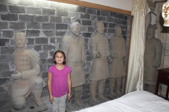 Warriors Apartment