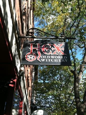 Hex: Old World Witchery: hex