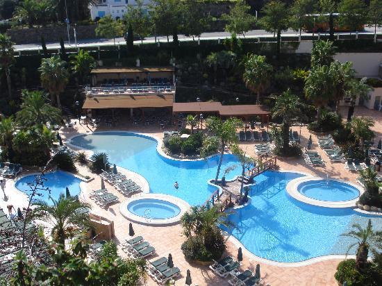Golden Bahia de Tossa: pool view room